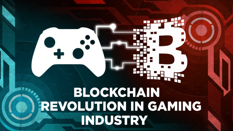 Blockchain in the gaming industry