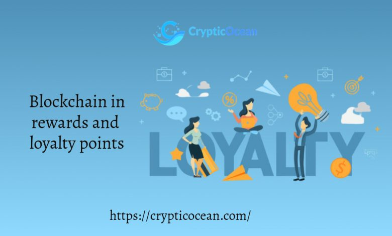 Blockchain in rewards and loyalty points