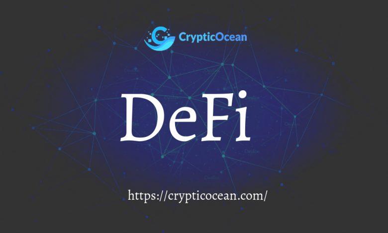 DeFi ( Decentralized Finance)